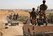 صورة الضربة الروسية على فيلق الشام إنذار بهجوم على إدلب أم على قسد؟