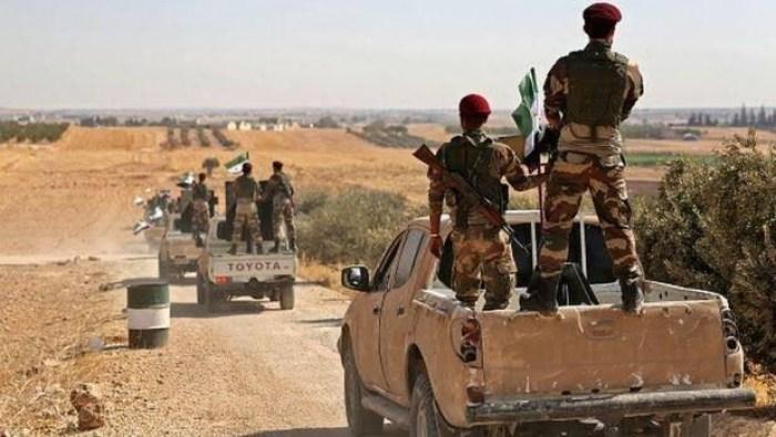 السوري الحسكة - الضربة الروسية على فيلق الشام إنذار بهجوم على إدلب أم على قسد؟