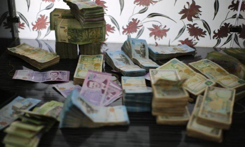 1 - ارتفاع جديد في أسعار العملات مقابل الليرة السورية 03 11 2020 - Mada Post