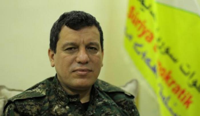 "0005478B mazloum kobani - ""عبدي"": السلوك التركي قد يتغير والنظام غير جاهز لحل ديمقراطي"