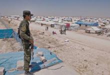 """صورة اغتيال رئيس """"المجلس العراقي للاجئين"""" بمخيم """"الهول"""""""