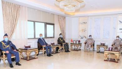 صورة مباحثات تركية قطرية في الدوحة لتعزيز التعاون العسكري بين البلدين