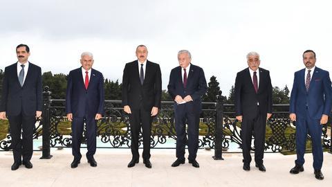 1604326265 9433970 1609 906 119 227 - علييف يعلن تحرير 8 قرى من الاحتلال الأرميني ويستقبل برلمانيين أتراكاً
