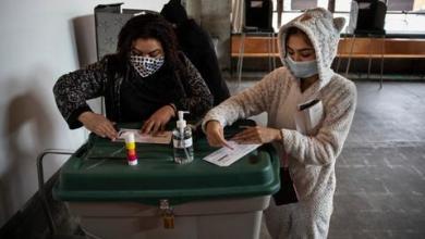صورة ترمب وبايدن متفائلان.. إغلاق مراكز اقتراع بإنديانا وكنتاكي