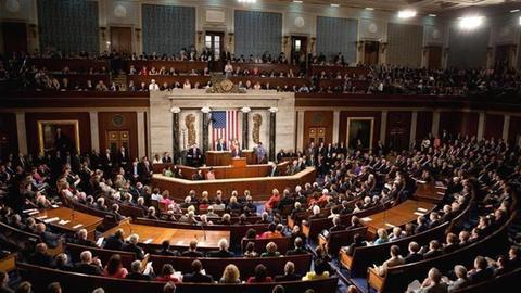 """1604462039 9450470 854 481 4 4 - """"انتخابات الشيوخ الأمريكي"""".. 43 مقعداً للديمقراطيين و37 للجمهوريين"""