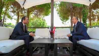"""صورة قطر وتركيا تؤكدان عزمهما تعزيز علاقاتهما """"الممتازة"""""""