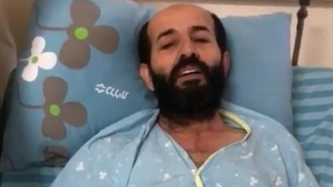 1604689423 9044561 1020 574 3 16 - بعد 103 أيام.. الأسير الفلسطيني الأخرس يعلِّق إضرابه عن الطعام