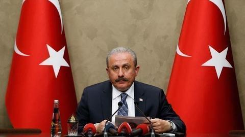 """1604753373 4071925 854 481 4 2 - """"بلطجة دولة"""".. رئيس البرلمان التركي ينتقد توقيف الشرطة الفرنسية لأطفال"""