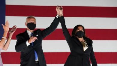 صورة حلفاء واشنطن يهنئون بايدن وكامالا بالفوز بالرئاسة