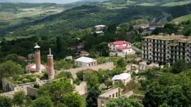 """صورة حُررت بعد 28 عاماً.. تعرف الأهمية الاستراتيجية لمدينة """"شوشة"""" الأذربيجانية"""