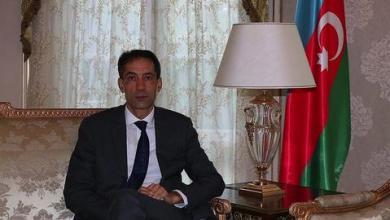 صورة سفير أذربيجان بباريس يستنكر امتناع وكالة الصحافة الفرنسية عن نشر مقابلة معه