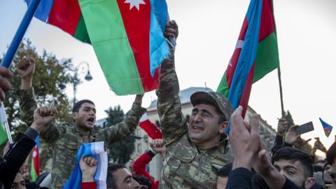 """1605009753 9508064 3959 2229 19 218 - تركيا تهنئ أذربيجان بتحرير """"قره باغ"""" وتبحث مع روسيا قضية الإقليم"""