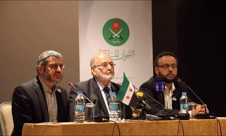 1605034710 unnamed file - إخوان سوريا يتبرأون من ممارسات داعش والقاعدة ويتبنون خطابها ولغتها في بيان واحد!