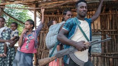 """صورة مقتل أكثر من 600 شخص في """"مذبحة شنيعة"""" في تيغراي"""