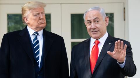 1605185004 5957847 4765 2683 14 10 - تخشى تهاون بايدن.. إسرائيل تحاول دفع ترمب لمعاقبة إيران قبل انتقال السلطة