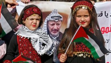 صورة بعد 32 عاماً من إعلان وثيقة الاستقلال.. فلسطين لا تزال تحت الاحتلال