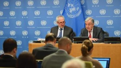"""صورة الأمم المتحدة تحذّر من """"عواقب وخيمة"""" للتصعيد في إقليم الصحراء"""