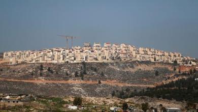 """صورة من مستوطنة بيسغوت.. بومبيو يعلن اعتبار منتجات المستوطنات """"بضائع إسرائيلية"""""""