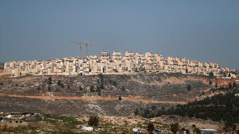 """1605797643 9576835 4884 2750 24 538 - من مستوطنة بيسغوت.. بومبيو يعلن اعتبار منتجات المستوطنات """"بضائع إسرائيلية"""""""