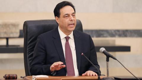 1605938269 9587731 1265 712 12 162 - رئيس حكومة تصريف الأعمال بلبنان: الفساد ربح جولة جديدة