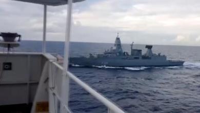 صورة سنرد على تفتيش السفينة بالميدان وعلى ألمانيا الامتثال للقانون الدولي
