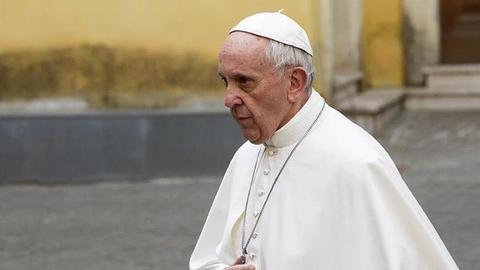 1606230762 9615400 854 481 4 2 - بابا الفاتيكان يصف مسلمي الأويغور بالمضطهدين والصين ترفض