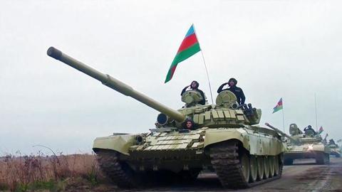 1606281180 9620638 854 481 4 2 - بعد 27 عاماً من الاحتلال الأرميني.. الجيش الأذربيجاني يدخل كلبجار