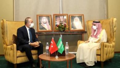 صورة الشراكة التركية السعودية تصب في مصلحة المنطقة
