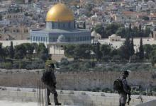 صورة إسرائيل تهدم درجاً تاريخياً يوصل إلى المسجد الأقصى وتقرر هدم قرية فلسطينية
