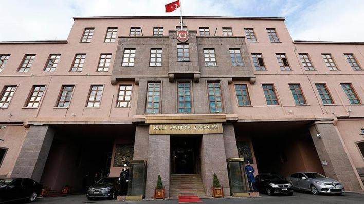 مقر وزارة الدفاع التركية في أنقرة