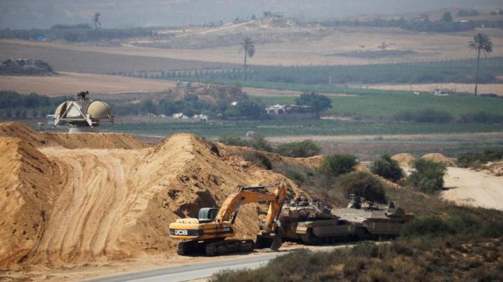 المستوطنة الجديدة هي الأولى التي ستبُنى في منطقة غلاف غزة منذ سنوات وستضم 500 أسرة