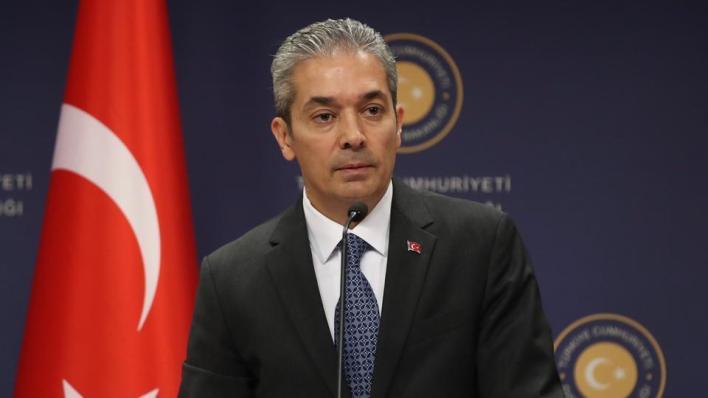 تركيا تستنكر قرار إسرائيل مواصلة الاستيطان بالقدس الشرقية