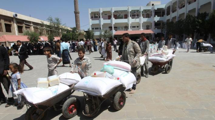 يحتاج 24,1 مليون يمني، أي أكثر من ثلثي السكان، إلى المساعدة