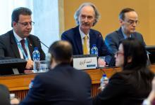 """صورة جولة رابعة من اجتماعات """"اللجنة الدستورية"""" تنطلق في جنيف"""