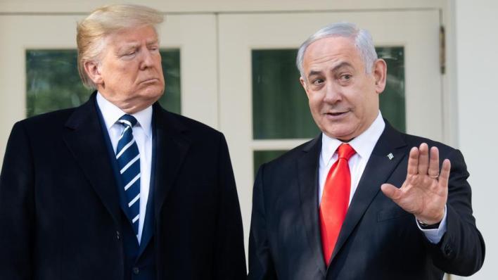 5957847 4765 2683 14 10 - تخشى تهاون بايدن.. إسرائيل تحاول دفع ترمب لمعاقبة إيران قبل انتقال السلطة