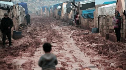 5987200 1979 1114 6 175 - مؤتمر اللاجئين بدمشق...عزف منفرد لتلميع صورة الأسد