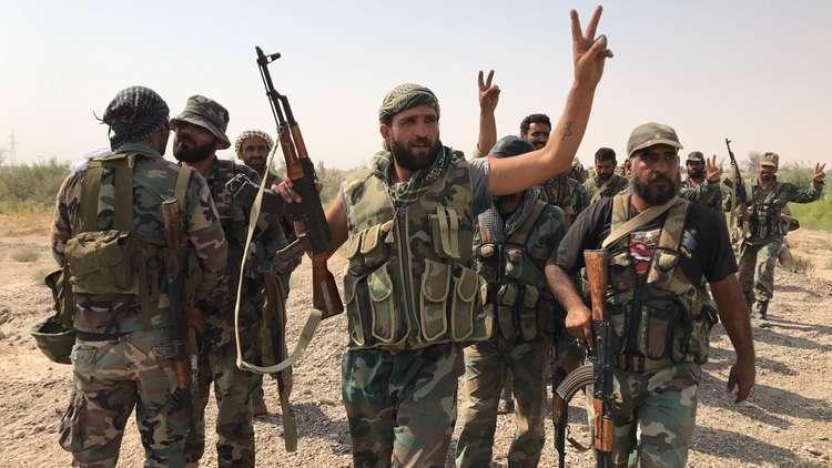 59d90306d437507e3e8b4567 - انشقاق 15 عنصراً من قوات النظام بدير الزور