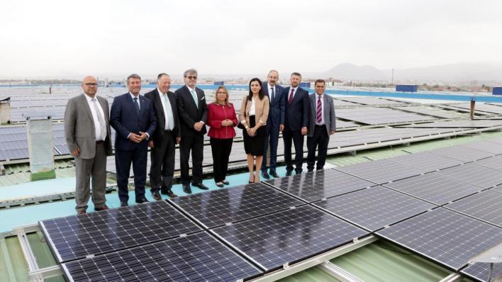 مع نهاية العام الجاري ستصل القدرة الإنتاجية من الطاقة المتجددة في تركيا إلى 47.3 غيغا وات