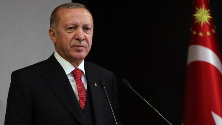 أردوغان:التدخل التركي أنعش الحوار الليبي
