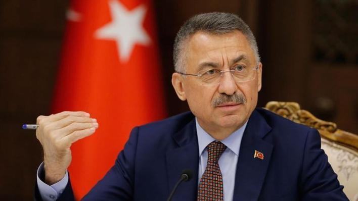 أفاد فؤاد أوقطاي بأن تركيا تمتلك حالياً 700 مشروع للصناعات الدفاعية