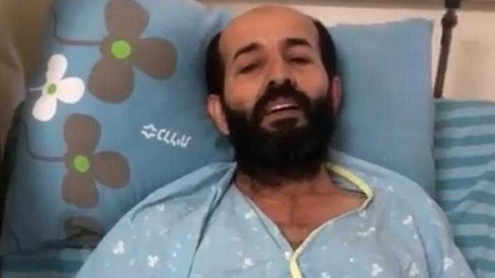 9044561 1020 574 3 16 - بعد 103 أيام.. الأسير الفلسطيني الأخرس يعلِّق إضرابه عن الطعام