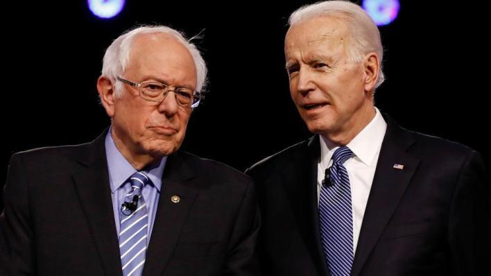 بعد انسحاب ساندرز ركز بايدن اهتمامه على الانتخابات، لكنه بات مضطراً إلى أن يعمل على جعل أنصار ساندرز يشعرون بأنهم يلقون الترحاب في الحزب