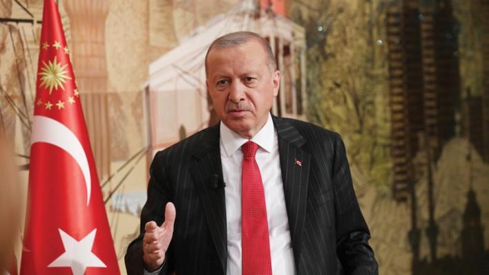 شدد أردوغان على أن القوات الخاصة تثير الرعب في نفوس الإرهابيين والأعداء