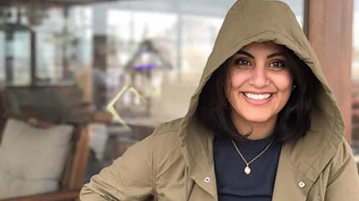 أعربت الأمم المتحدة عن قلقلها إزاء تدهور صحة الناشطة السعودية المحتجزة لجين الهذلول