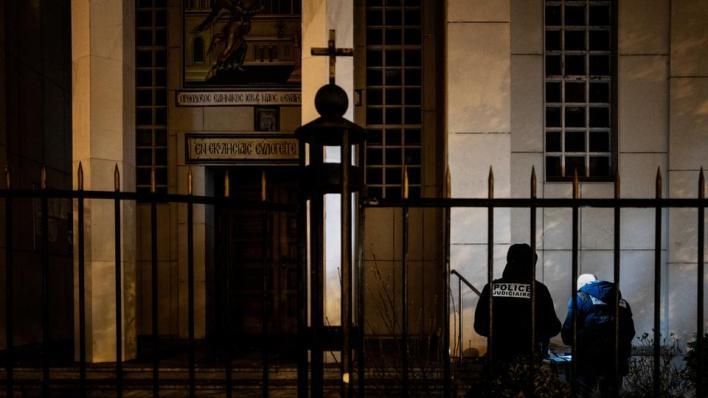 إصابة قسّأرثوذكسي بطلق ناري في مدينة ليون الفرنسية