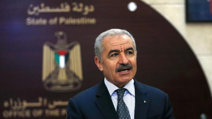 رئيس الوزراء الفلسطيني محمد اشتية يطالب بريطانيا بالاعتراف بدولة فلسطين في ذكرى وعد بلفور