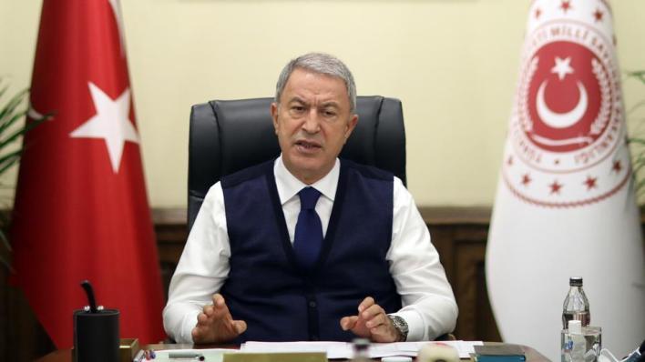 أقار يؤكد أن تركيا لن تتهاون إزاء أي محاولات لفرض الأمر الواقع فيما يتعلق بحدود مناطق الصلاحية البحرية