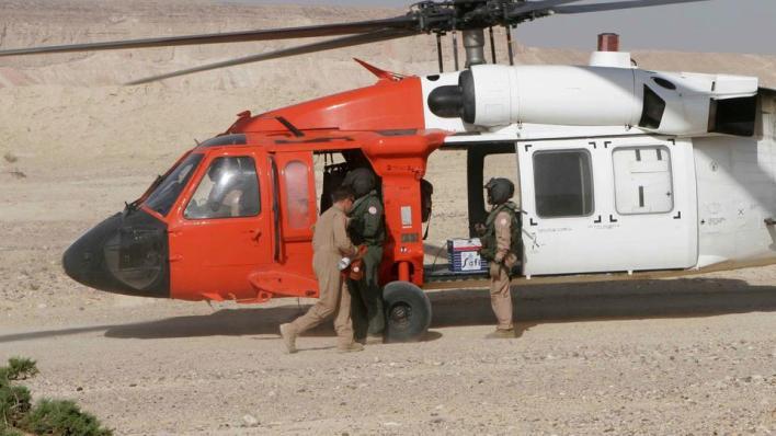 9525023 2870 1616 14 379 - مصرع 7 أعضاء في قوات المراقبين الدوليين في سيناء إثر تحطم مروحية