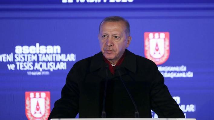 أردوغان يعلن عن منظومات جديدة وافتتاح مرافق جديدة لشركة أسيلسان التركية للصناعات الدفاعية