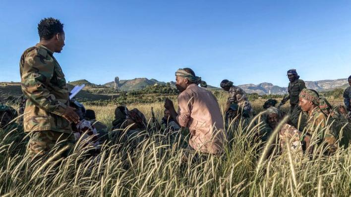 إثيوبيا تتهم قوات تيغراي بإطلاق صواريخ على منطقة أمهرة المجاورة